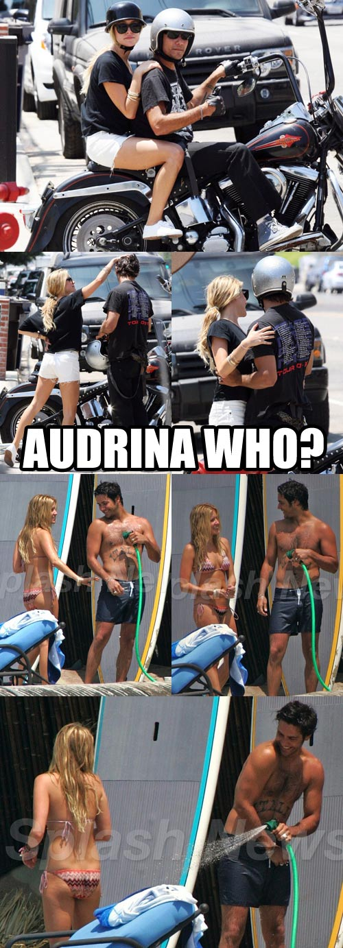 AUDRINA WHO??